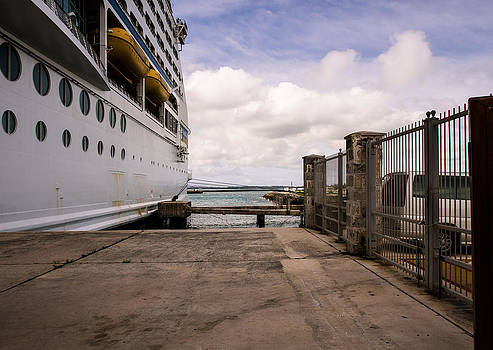 Dockyard by Valerie Morrison