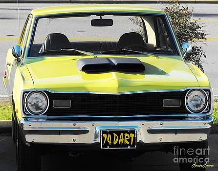 Dodge Dart 1 by Lorraine Louwerse