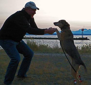 Dog Day Afternoon by Seth Shotwell