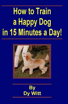 Dog Training Ebook Cover by Dy Witt