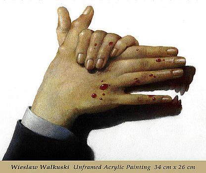 Dog by Wieslaw Walkuski