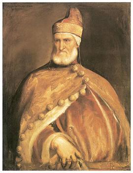 Titian - Doge Andrea Gritti