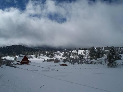 Dolores Valley Ranch in Winter by FeVa  Fotos