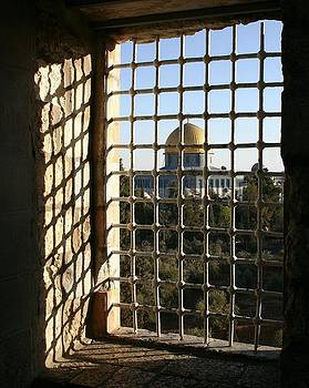 Dome of the Rock by Tia Anderson-Esguerra