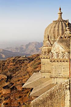 Kantilal Patel - Domes Kumbhalghar Fort