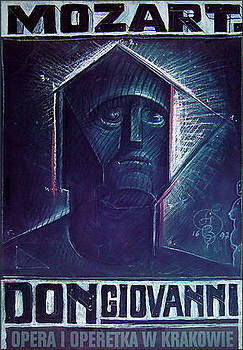 Franciszek Starowieyski - Don Giovanni