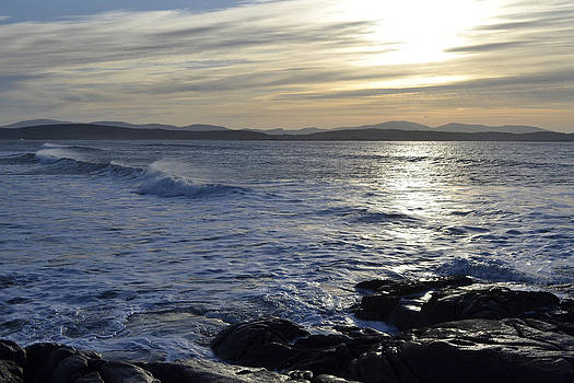 Donegal Evenings 5 by Richard Swarbrick