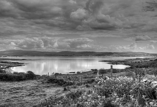 Donegal reflections by David McFarland