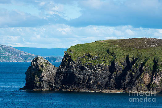 Donegal Seascape by Andrew  Michael