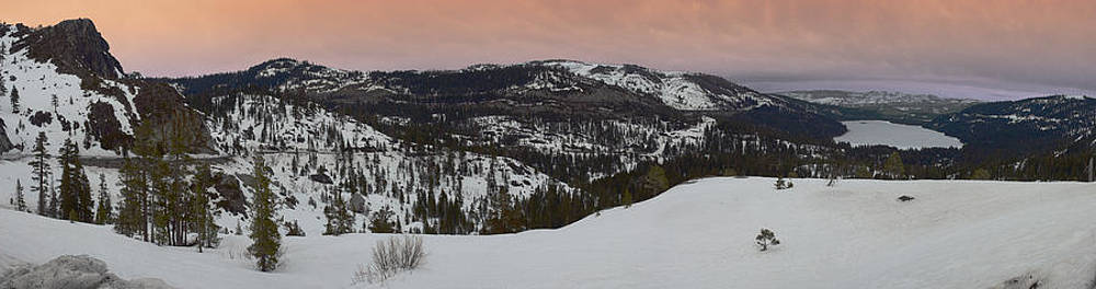 Donner Panoramic by Adam Blankenship