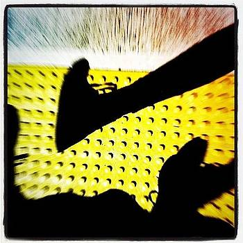 Don't Fall!     #shadow #legs #feet by Snoozy Fistpuncher