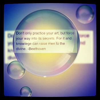 Don't Only Practice by Kristina Parker