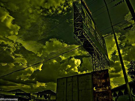 Doomsday by Kornrawiee Miu Miu