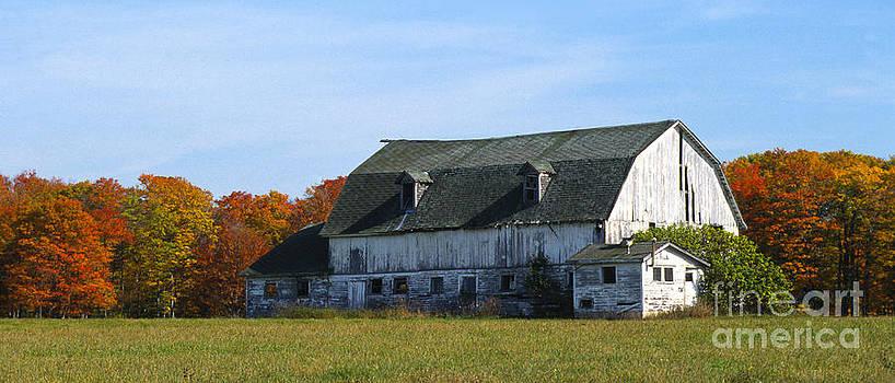 Sandra Bronstein - Door County Barn