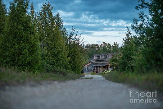 Christina Klausen - Door County Landscape I