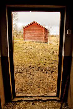 Door Frame by Fredrik Ryden