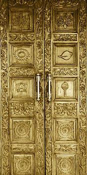 Sumit Mehndiratta - Door made of gold