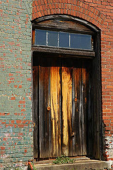 Door to the Past by Curtis Brackett
