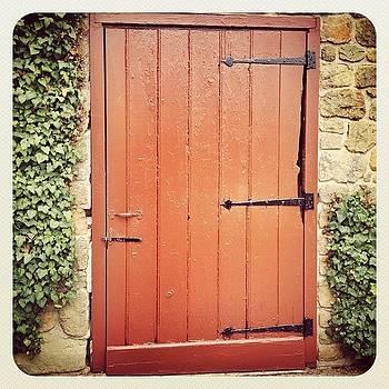 #doorporn #peddlersvillage #earlybird by Robyn Montella