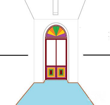 Doorway by Cherryl Fernandez