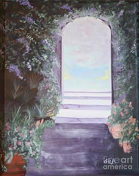 Doorway to Peace by Gila Churba