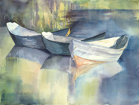 Dories I by Bonnie Ross