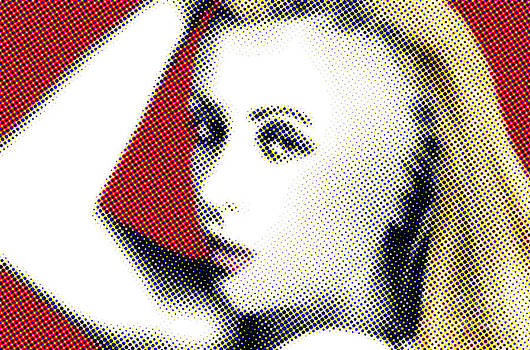 Dot Blonde by Dan Holm