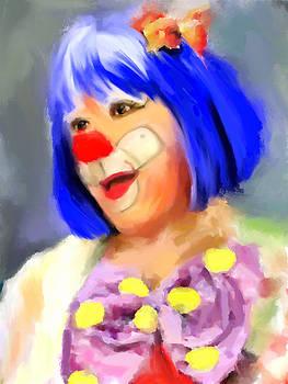 Dotty the Clown by Jill Balsam