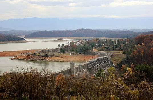Douglas Lake Dam by John Gans