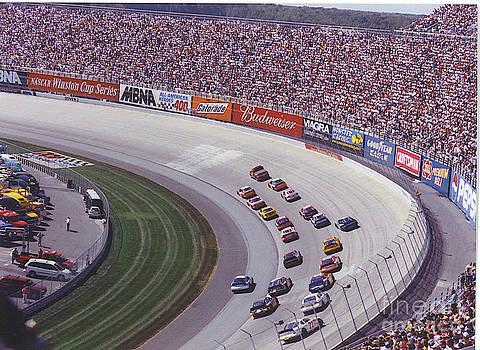 Dover International Speedway by Donna Cavender