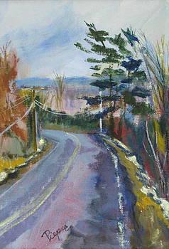 Betty Pieper - Down My Road