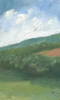 Downland and Trees by Alan Daysh
