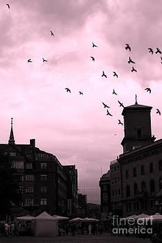 Sophie Vigneault - Downtown Copenhagen
