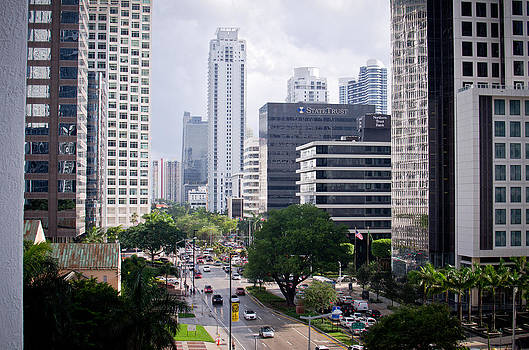 Downtown Miami by Swift Family