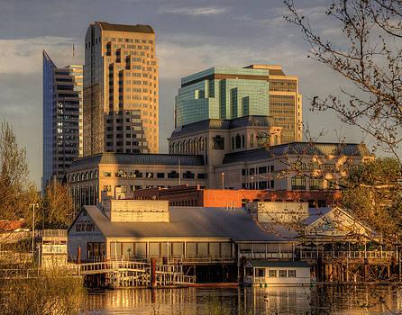 Downtown Sacramento by Grant Kreinberg