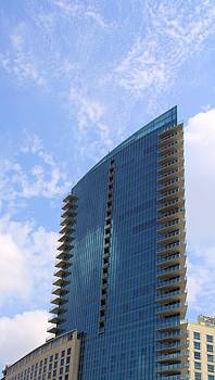 Lynnette Johns - Downtown Skyline