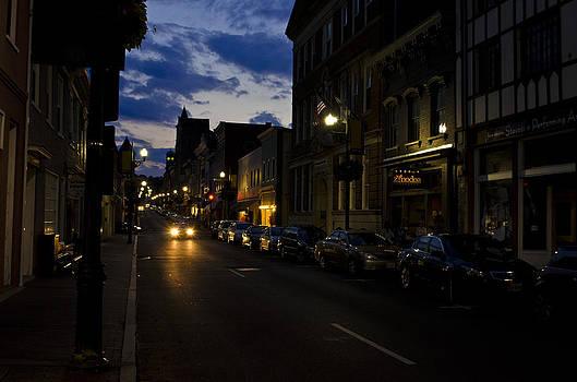 Downtown Staunton Virginia Zynodoa  by Heather Grow