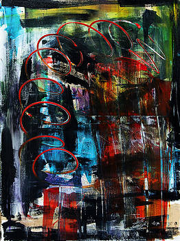 Downwards by Terrance Prysiazniuk