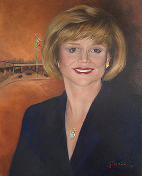 Dr. Cheryl Hunt Clements by Jean Scanlin Wright