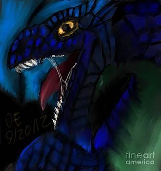 Dragon by Dakota Eichenberg