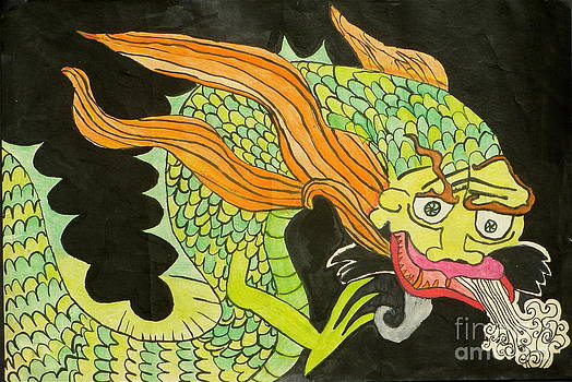 Dragon by Juliet Sarah Marx