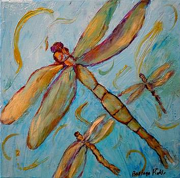 Dragonflies by Barbara Pirkle
