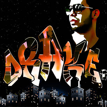 Drake 'Watch over the City' by GBS by Anibal Diaz