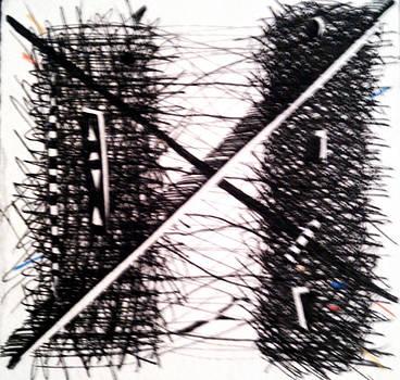 Drawing by Branko Jovanovic