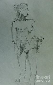 Caroline Street - Drawing Class. Female