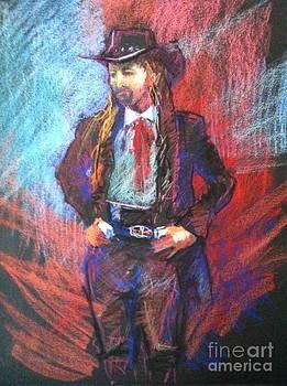 Dreadlock Cowboy by Pamela Pretty