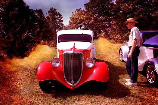 Nina Fosdick - Dream Car