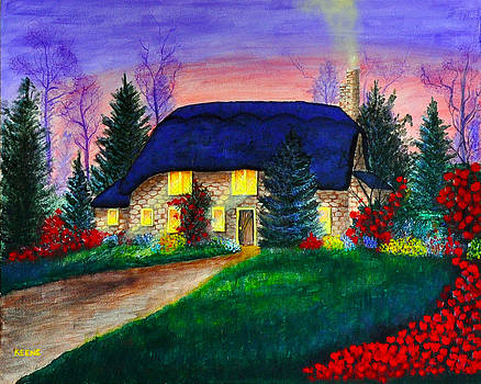 Dream Cottage by Jeanette Keene
