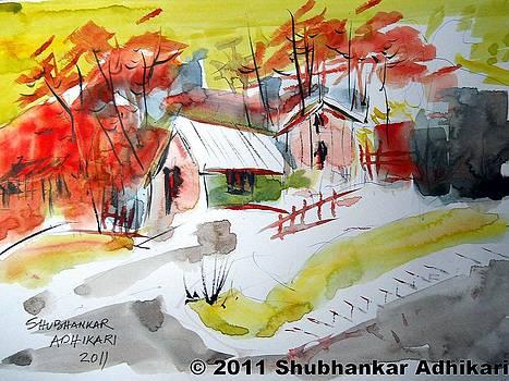 Dream Home by Shubhankar Adhikari