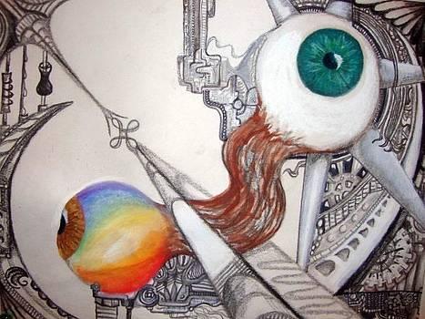 Dream Machine  by Siobhan Shene